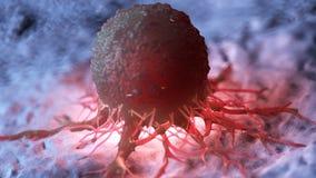 癌细胞 向量例证
