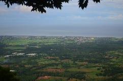 登上Samat全国寺庙 巴丹省菲律宾 免版税图库摄影