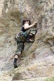 登山人人 库存照片