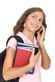 登记女学生 库存照片