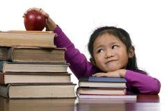 登记教育新的老系列 库存图片