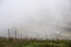 白云岩在夏天 免版税库存图片