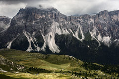 白云岩在夏天 库存照片