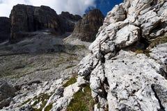 白云岩在夏天 免版税图库摄影