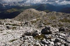 白云岩在夏天 库存图片