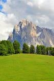 白云岩,意大利 图库摄影