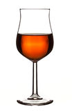 白兰地酒玻璃 免版税库存照片