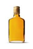白兰地酒瓶 免版税库存图片
