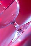 白兰地酒的玻璃 免版税库存图片