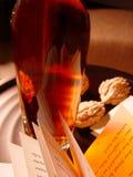 白兰地酒 库存照片