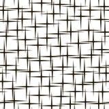 黑白几何样式 抽象背景 免版税库存照片