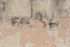 黑白在难看的东西墙壁纹理 库存照片
