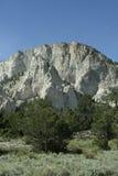 白垩峭壁科罗拉多 免版税库存照片