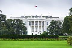 白宫在华盛顿 免版税库存图片
