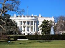 白宫 库存照片