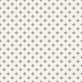 黑白抽象星无缝的样式 库存照片
