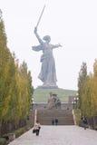 从白杨树大道的看法对主要纪念碑的 库存照片