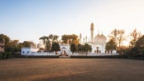 白沙瓦清真寺巴基斯坦 库存照片