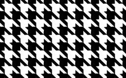 黑白笼子样式 样式纹理重复无缝 抽象背景方式 法国笼子 几何模式 Vec 图库摄影