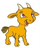 白羊星座符号 免版税库存照片