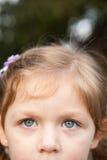 白肤金发的女孩16 免版税库存照片
