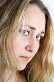 白肤金发的秀丽 免版税库存图片