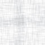 白色亚麻制无缝的纹理 免版税库存图片