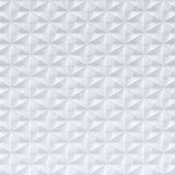 白色六角几何样式-方形的背景 库存照片