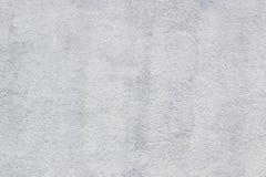 白色削皮油漆混凝土墙 库存照片