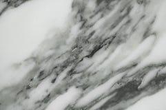 白色和灰色大理石纹理 免版税库存图片