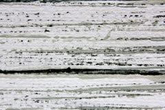 黑白色和灰色水彩条纹9 免版税库存图片