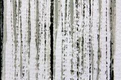 黑白色和灰色水彩条纹2 免版税库存图片
