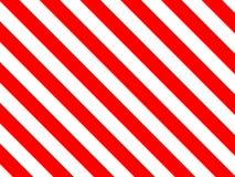 白色和红色小条美妙的背景设计  免版税库存图片