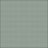 白色和patern棕榈绿色色的方格花布 图库摄影