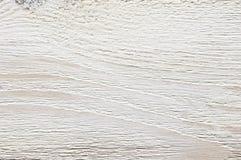 白色困厄的木纹理 免版税库存图片