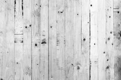 白色土气木背景 免版税库存照片