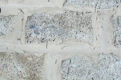 白色墙壁纹理或背景 免版税图库摄影
