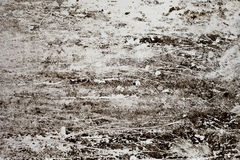 白色墙壁难看的东西纹理有镇压的 免版税图库摄影