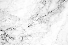 白色大理石仿造了纹理背景,从自然的详细的真正大理石 库存图片