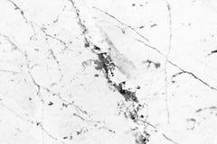 白色大理石仿造了纹理背景,从自然的详细的真正大理石 免版税库存图片