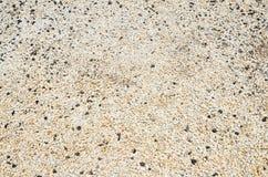 白色岩石石头背景 免版税库存图片