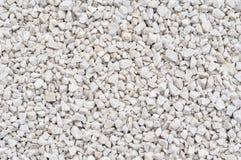 白色岩石纹理 免版税图库摄影