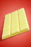 白色巧克力 免版税图库摄影