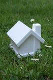 白色房子 图库摄影