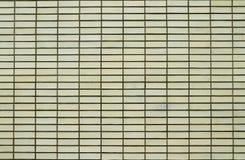 白色无缝的瓦片纹理 库存图片
