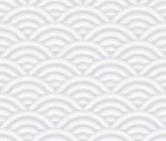 白色无缝的纹理。传染媒介背景。 库存照片