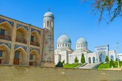 白色星期五清真寺 免版税库存图片