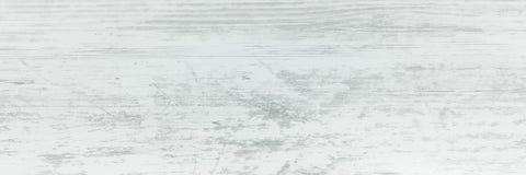 白色有机木纹理 背景轻木 老被洗涤的木头 免版税图库摄影