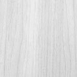 白色木地板纹理和背景 库存照片