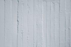 白色木地板纹理或具体背景 免版税库存照片